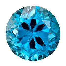 カラーダイヤモンド 【ラウンドカット】 ルース ロイヤルブルー 2.8mm 天然石 アクセサリー diac-ryb-28