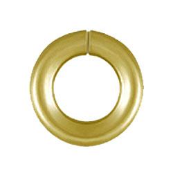 ゴールド 14金 【丸カン】 5.5x1.27mm オープンタイプ 《10個セット》 アメリカ製 イエローゴールド K14/14K