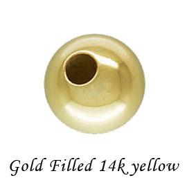 高級感のあるゴールドフィルドアクセサリーパーツ 送料無料 激安 お買い得 キ゛フト 金層が厚いのではがれにい お手頃な価格でゴールドをお楽しみください gold filled K14GF 14Kイエロー 金具《100個》 2mm 値下げ ゴールドフィルド 14KGF ラウンドプレーンビーズ