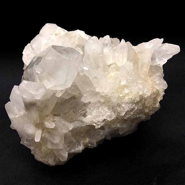 クォーツ 水晶 【クラスター】 2500g 1点もの 天然石 原石 パワーストーン スピリチュアル ヒーリング コレクション