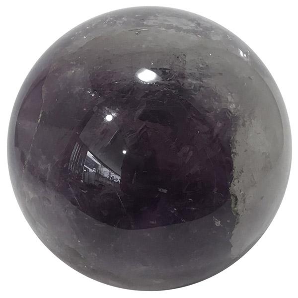 アメジスト 【丸玉 1点もの】 約110mm/スピリチュアルインテリア パワーストーン 磨き石