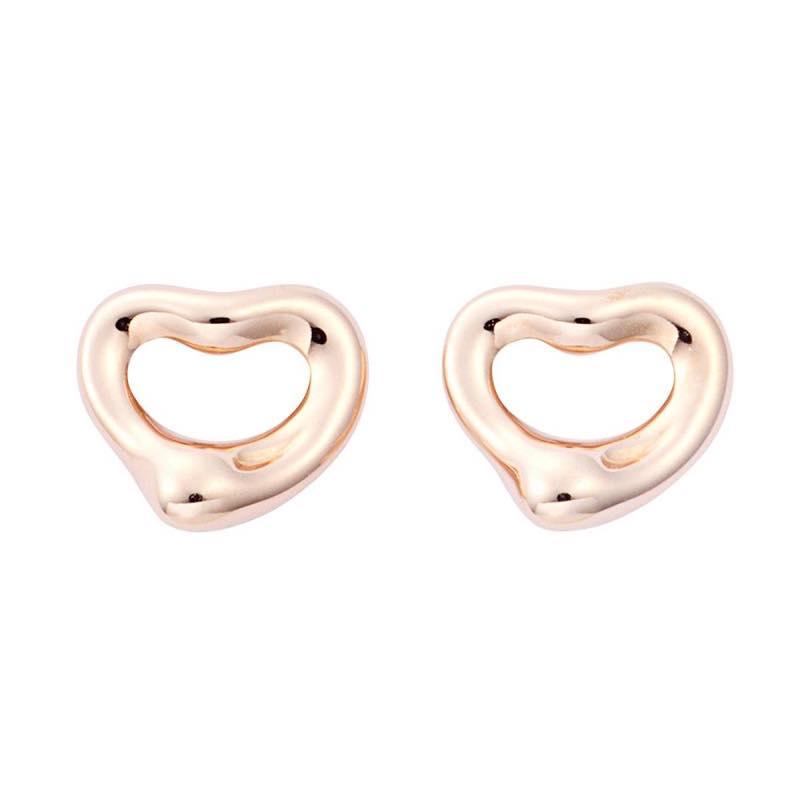 ティファニー Tiffany & Co. / エルサ・ペレッティ オープンハート ピアス #60957371