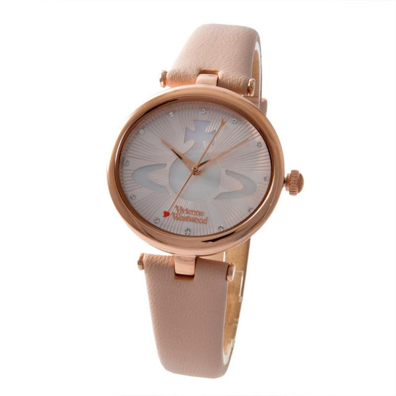 ヴィヴィアン・ウエストウッド VIVIENNE WESTWOOD / 腕時計 #VV184LPKPK