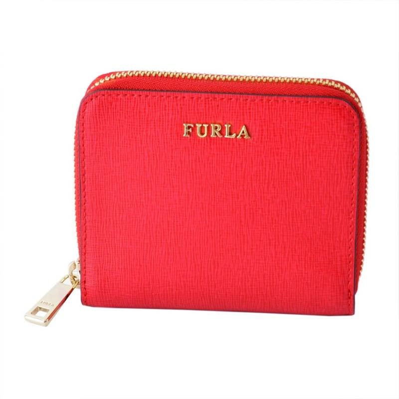 フルラ FURLA / BABYLON S ZIP AROUND 二つ折財布 #908289 PR84 B30