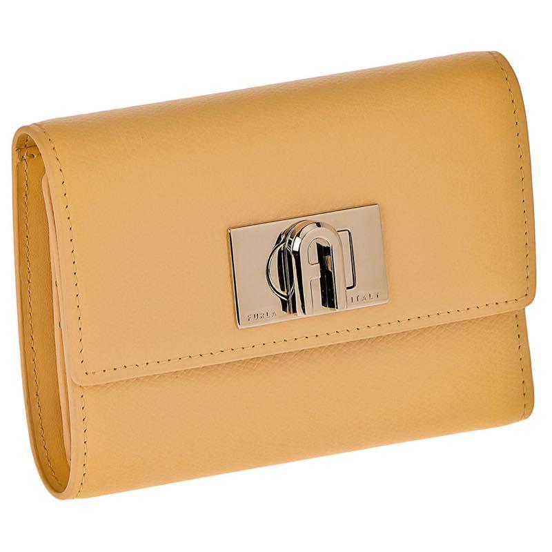 フルラ FURLA / 三つ折財布 #1056484 CREMA