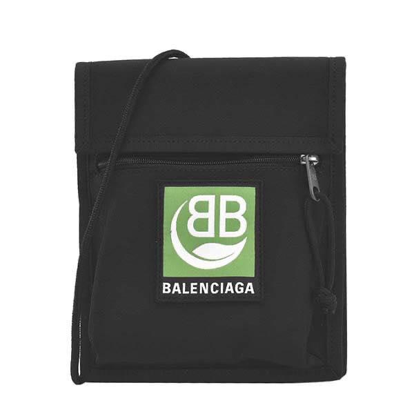 バレンシアガ BALENCIAGA / POUCH STRAP 斜め掛けバッグ #532298 9WB95 1000 BLACK