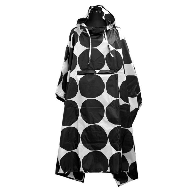 マリメッコ MARIMEKKO / KIVET RAIN PONCHO レインコート #047598 190
