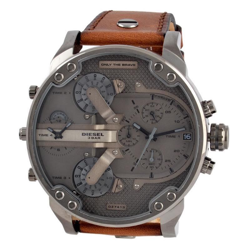 ディーゼル DIESEL / ミスターダディ 腕時計 #DZ7413