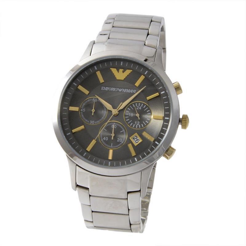 エンポリオアルマーニ EMPORIO ARMANI / RENATO 腕時計 #AR11047