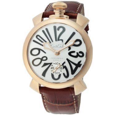 ガガミラノ GAGA MILANO / MANUALE 48MM 腕時計 #5011.06