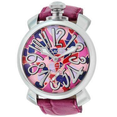 ガガミラノ GAGA MILANO / MANUALE48mm 腕時計 #5010 MOSACO 2S
