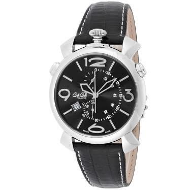 ガガミラノ GAGA MILANO / 腕時計 #509701BK