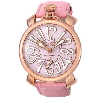 ガガミラノ GAGA MILANO / 腕時計 #5011.02S PNK