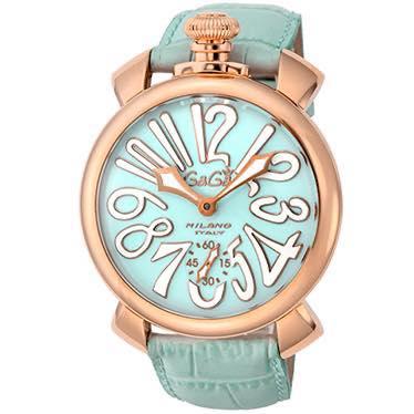 ガガミラノ GAGA MILANO / 腕時計 #5011.03S LBU