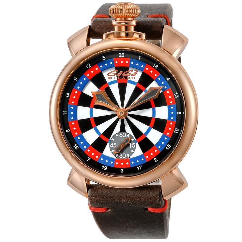 ガガミラノ GAGA MILANO / 腕時計 #5011LV03