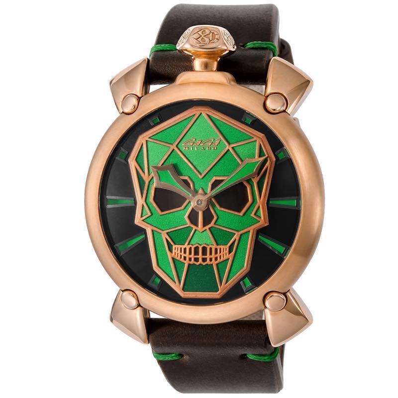 ガガミラノ GAGA MILANO / 腕時計 #5061.02S