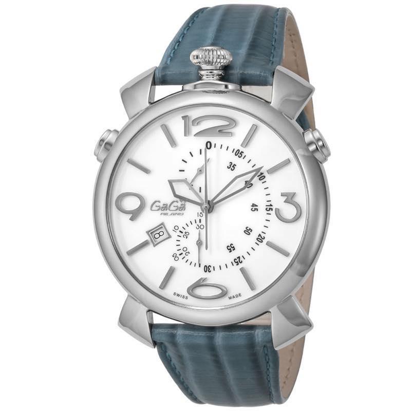 ガガミラノ GAGA MILANO / THIN CHRONO 46MM 腕時計 #5097.02BJ N