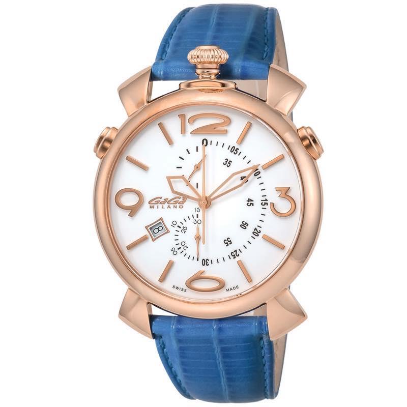ガガミラノ GAGA MILANO / 腕時計 #5098.01BT-NEW-N