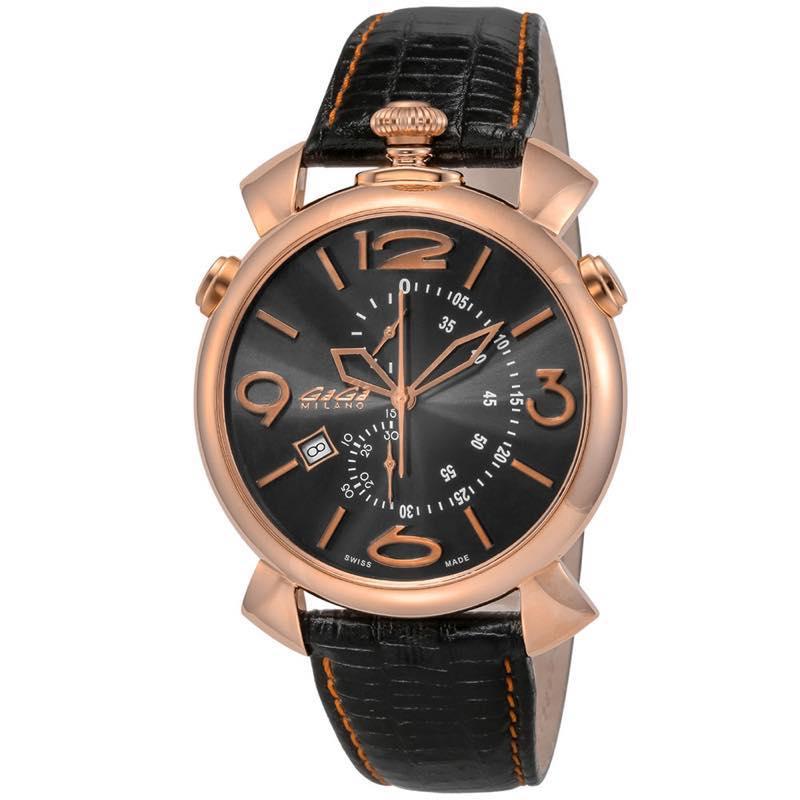 ガガミラノ GAGA MILANO / 腕時計 #5098.02BK-NEW-N