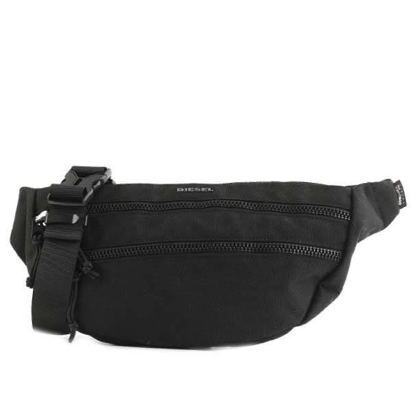 ディーゼル DIESEL / F-URBHANITY BUMBAG ベルトバッグ #X05120 P1516 T8013 BLACK