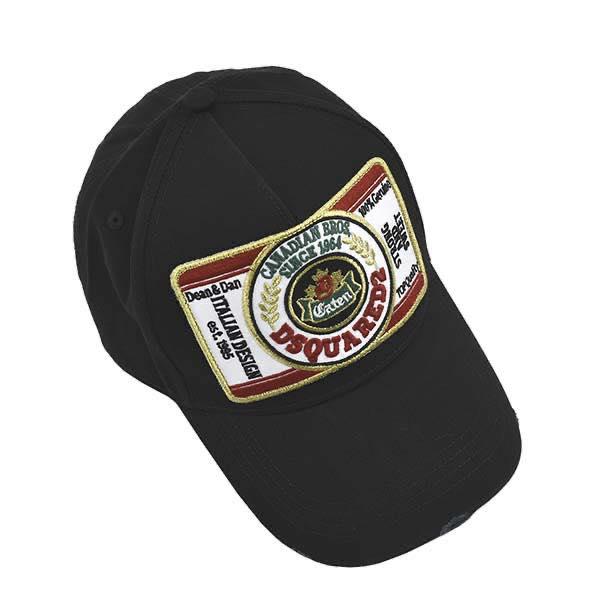 ディースクエアード DSQUARED2 / BASEBALL CAP キャップ #M0231 05C00001 2124 NERO