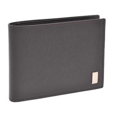 【感謝価格】 ダンヒル / SIDECAR BILLFOLD 4CC & COIN PURSE 二つ折財布小銭入付 #FP3070E DB, ヒキグン e6c7094b