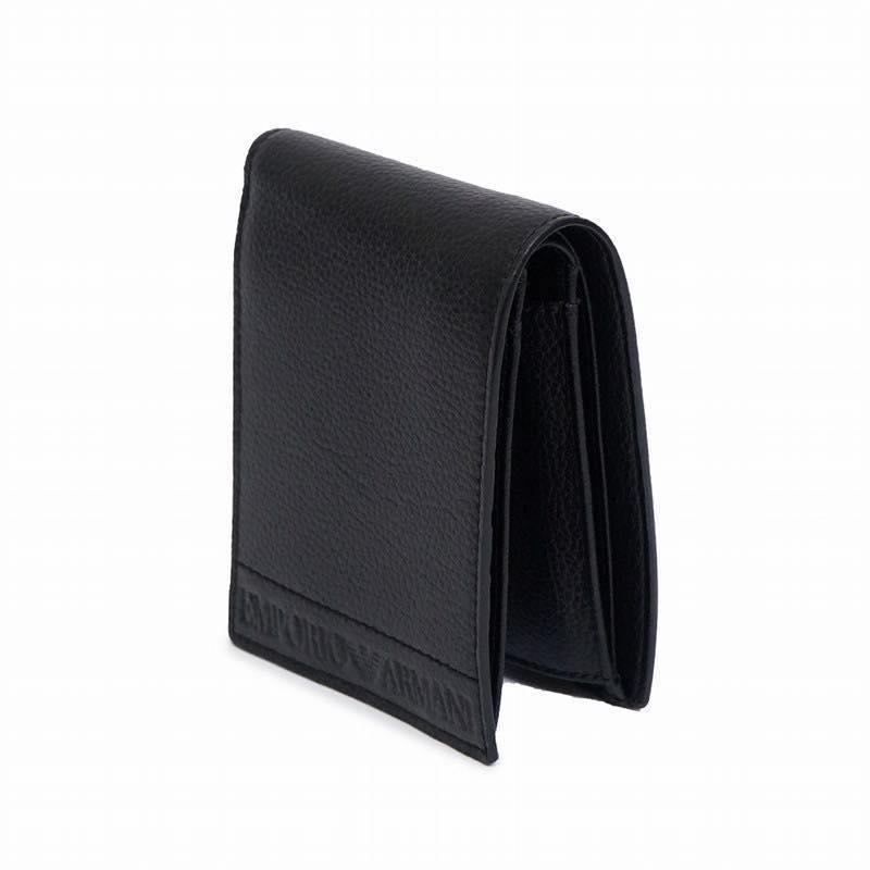 エンポリオアルマーニ EMPORIO ARMANI / 二つ折財布 #Y4R165 YSL5J 81072