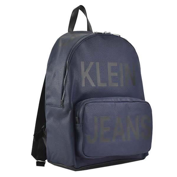 カルバン クライン Calvin Klein / COATED LOGO CAMPUS BP バックパック #K50K504729 473 MEDIEVAL BLUE