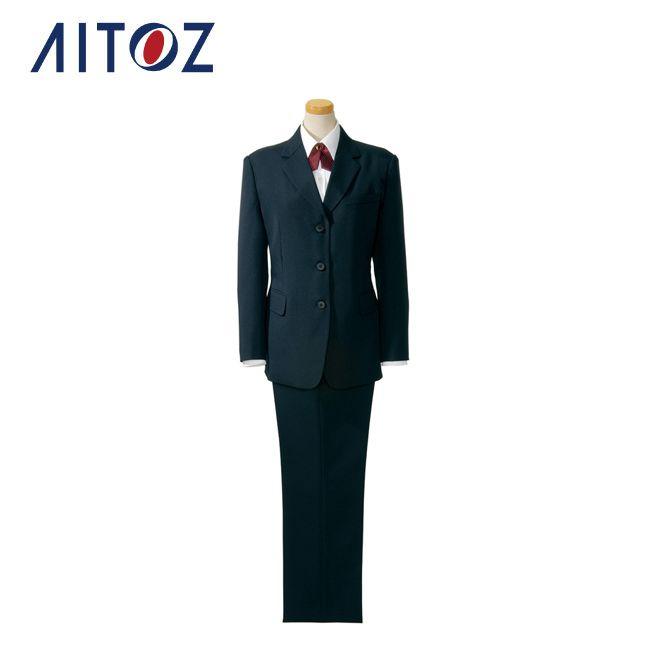 AZ-151 アイトス レディースジャケット(ノーベント) | 作業着 作業服 オフィス ユニフォーム メンズ レディース