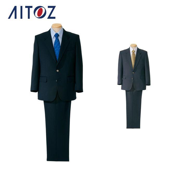AZ-3034 アイトス サージスラックス(2タック)   作業着 作業服 オフィス ユニフォーム メンズ レディース