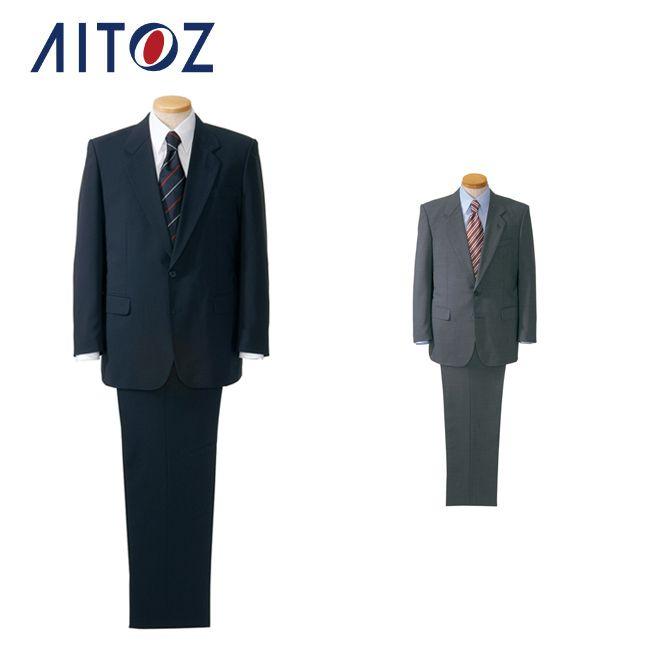 AZ-31010 アイトス スラックス(2タック) | 作業着 作業服 オフィス ユニフォーム メンズ レディース