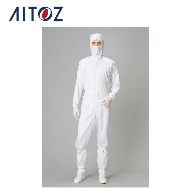 AZ-861430 アイトス カバーオール(男女兼用) | 作業着 作業服 オフィス ユニフォーム メンズ レディース