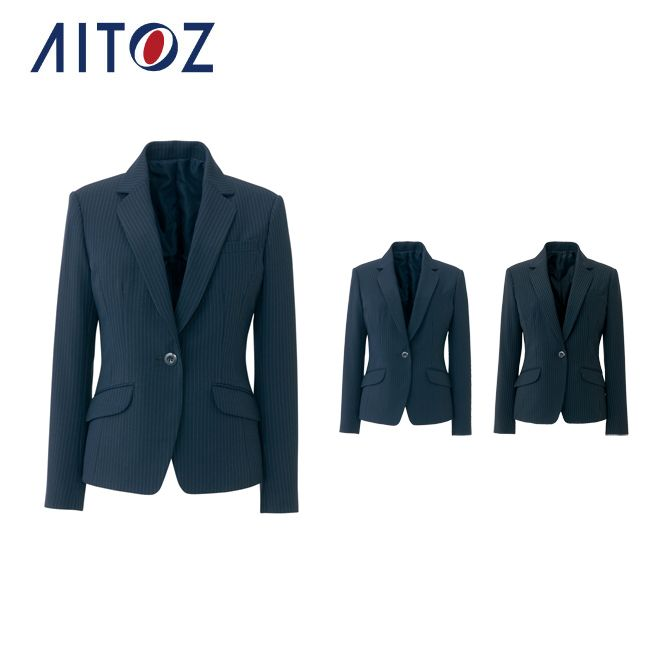 AZ-866000 アイトス レディースジャケット | 作業着 作業服 オフィス ユニフォーム メンズ レディース