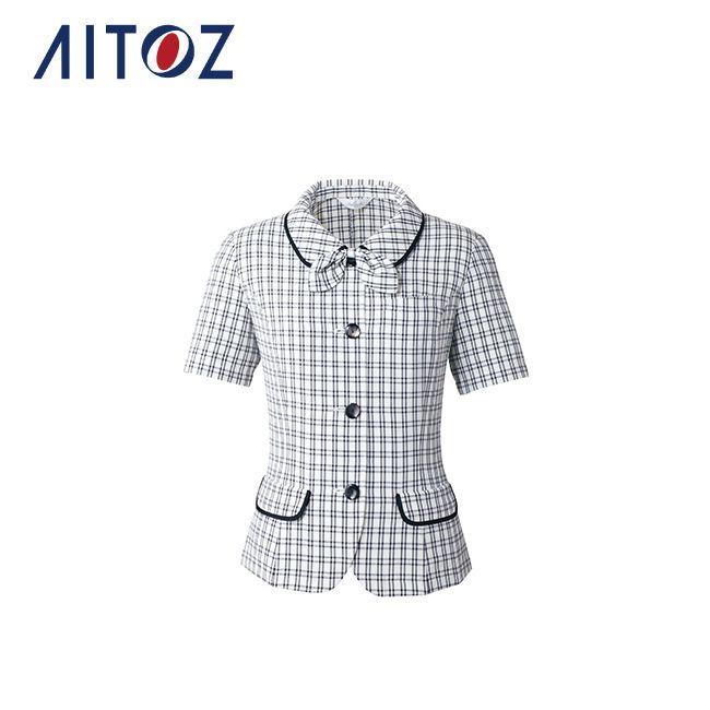 AZ-HCL5560 アイトス オーバーブラウス | 作業着 作業服 オフィス ユニフォーム メンズ レディース