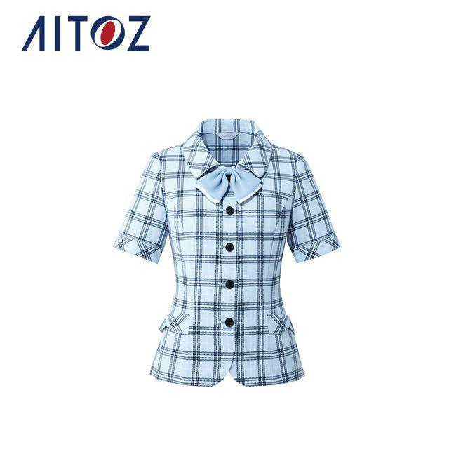 AZ-HCL6160 アイトス オーバーブラウス | 作業着 作業服 オフィス ユニフォーム メンズ レディース