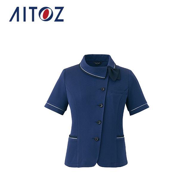 AZ-HCL6620 アイトス オーバーブラウス | 作業着 作業服 オフィス ユニフォーム メンズ レディース