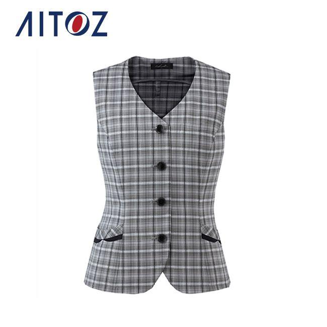 AZ-HCV6020 アイトス ベスト | 作業着 作業服 オフィス ユニフォーム メンズ レディース