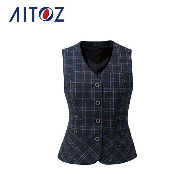 AZ-HCV8130 アイトス ベスト | 作業着 作業服 オフィス ユニフォーム メンズ レディース