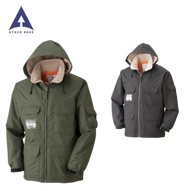 アタックベース ATACK BASE 30504-0 防水防寒ジャケット・フォード