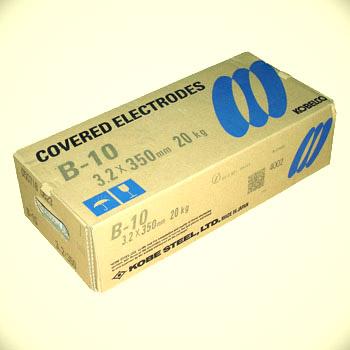 神戸製鋼 溶接棒 B-10 3.2mm 1箱(5kg×4 20kg入り)