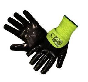 耐切創手袋 保護手袋 ヘックスアーマー7082 【HEXARMOR】|手袋 切れない なめらか いたくない 痛くない てぶくろ グローブ メンズ 作業 作業用 業務用 機械 整備 農業 園芸 土木 港湾