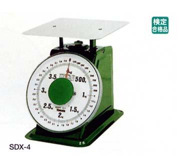 大和製衡 ヤマト 普及型上皿はかり SDX-2(検定品)