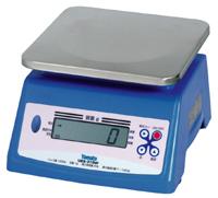 yamato 大和製衡 デジタル式上皿自動はかり UDS-210W 防水型(検定品)