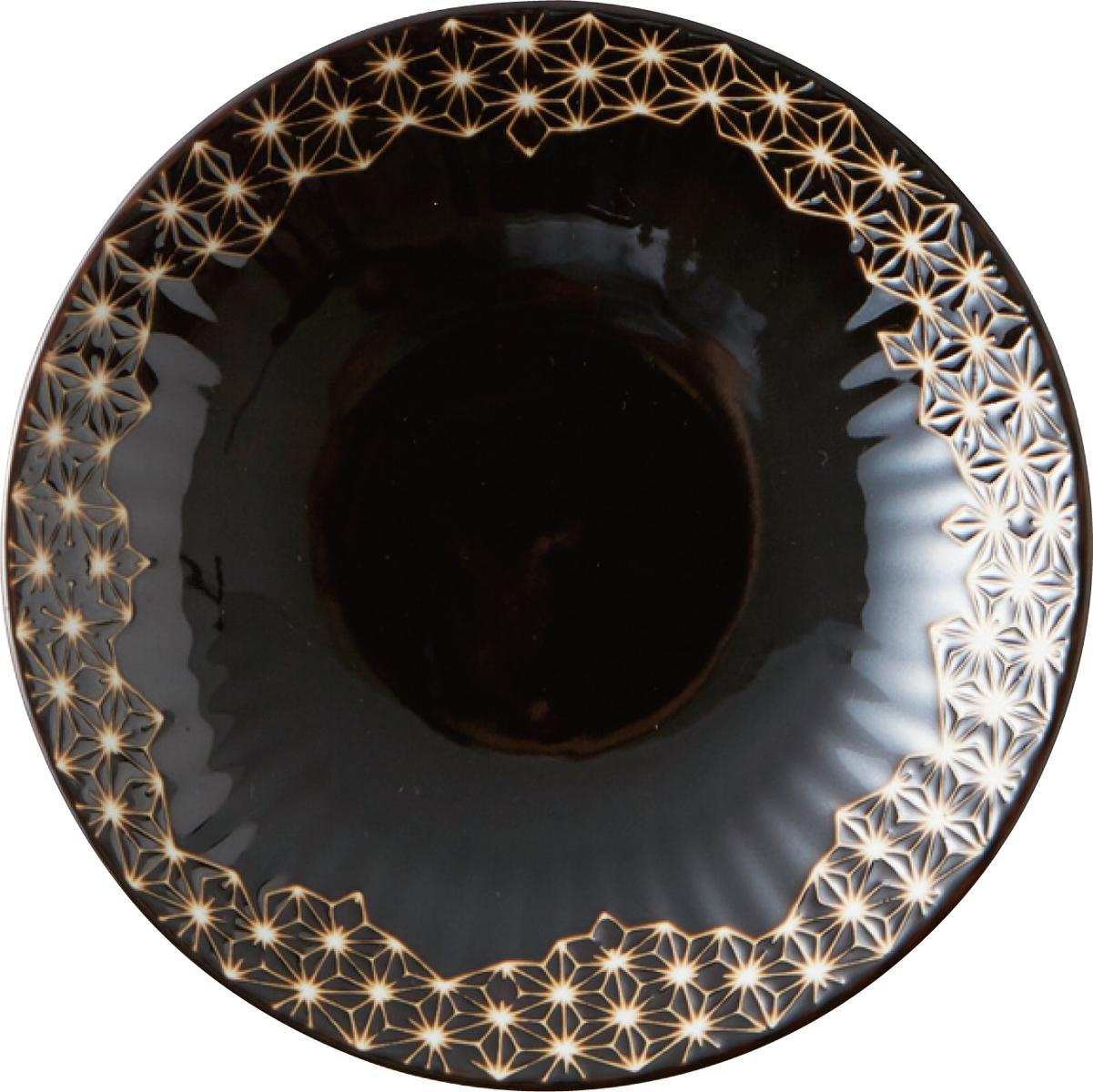 一般磁器より約30%軽い 年間定番 うすかる シリーズ電子レンジ 食洗機 OK 美濃焼 安心の定価販売 日本製 17cm皿 麻の葉 白磁