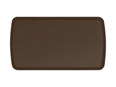 【送料無料】 Gel Pro(R)Elite(ゲルプロ エリート(無地タイプ))ヴィンテージレザー ラスティックブラウン サイズ : 50.8cm×91.4cm