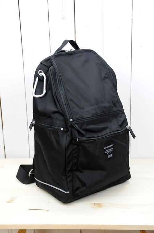 marimekko(マリメッコ) 『BUDDY』backpack(色:ブラック) ※日本正規取扱店 [送料無料] 02P05Nov16