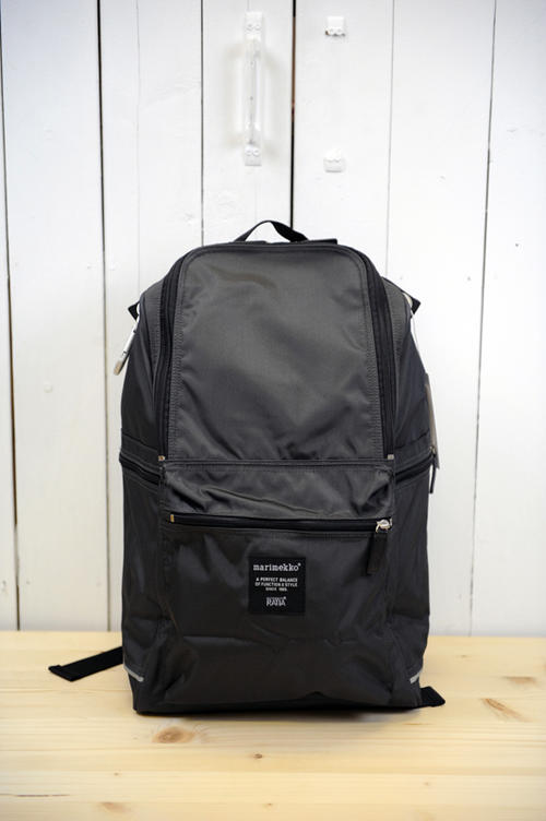 marimekko(マリメッコ) 『BUDDY』backpack(色:コールブラック) ※日本正規取扱店[送料無料] 02P03Dec16