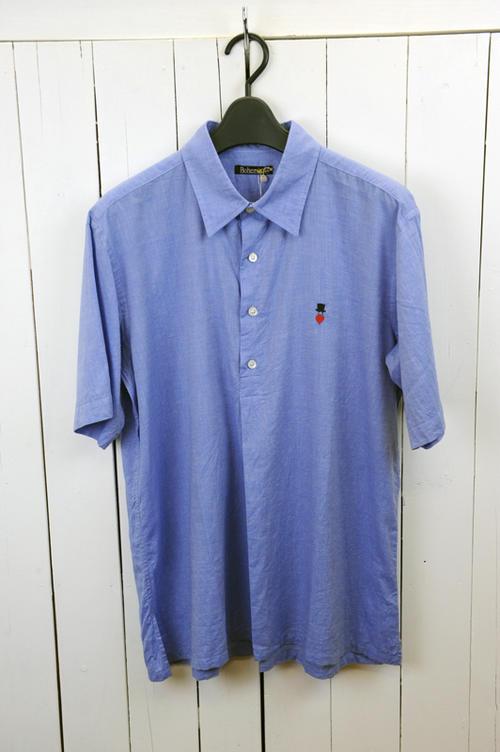 BOHEMIANS(ボヘミアンズ)『SHIRTS』 半袖カラーシャツ 色:(SAX) ※日本正規取扱店  (送料無料)02P05Nov16