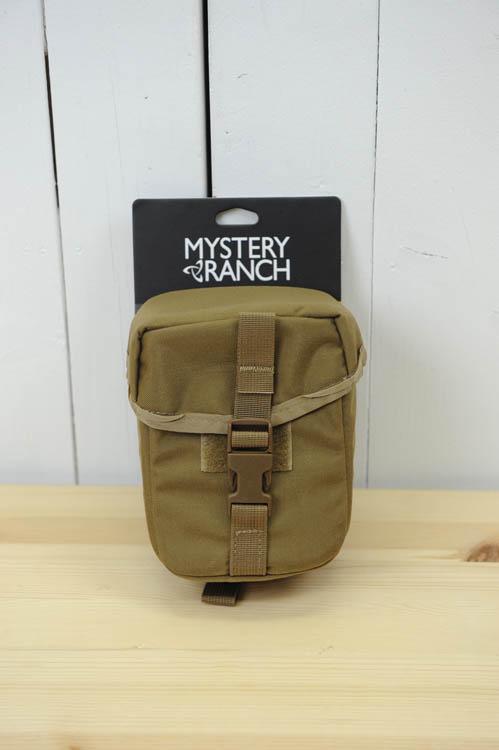 (MYSTERY RANCH)『Flip Top Box 』フリップ トップボックス(色:Coyote)※日本正規販売店 ※