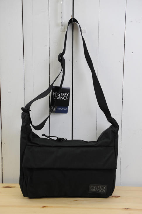 (MYSTERY RANCH)『Load Cell Shoulder』(色:Black)※日本正規販売店